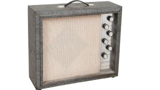 Silvertone Rauncho Deluxe