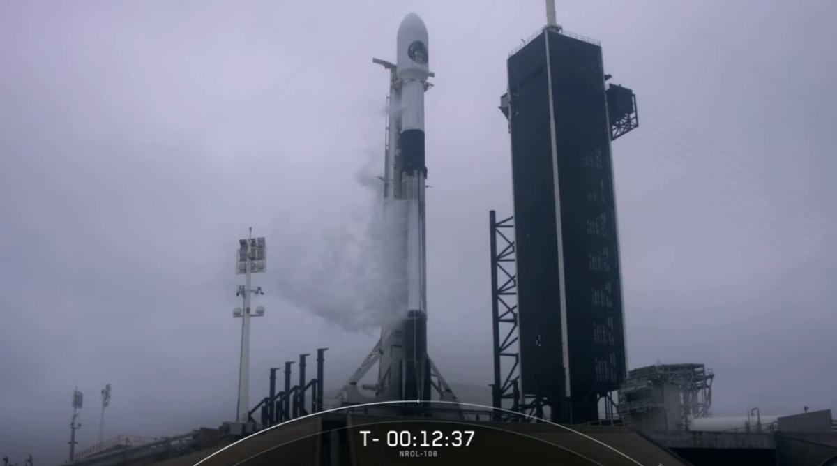 SpaceX set to launch intelligence satellite on Thursday