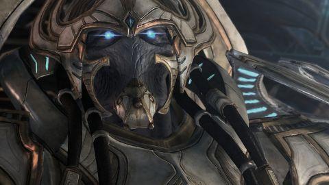 StarCraft II LotV - Artanis Cutscene
