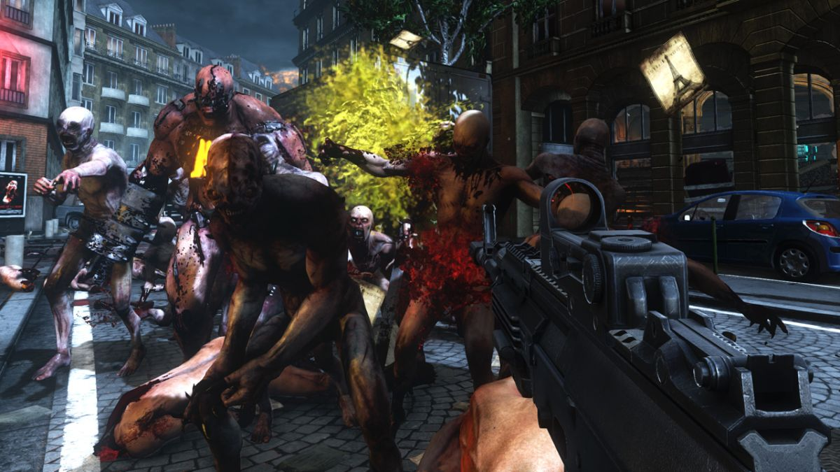 Killing Floor 2 Exclusive First Look Co Op Fps Horror With The Most Advanced Gore System Ever Pc Gamer