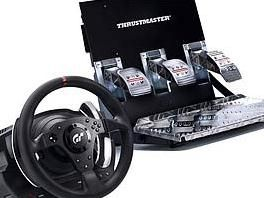 £450 official GT5 wheel from Thrustmaster
