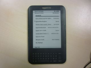 Kindle - working well for Amazon