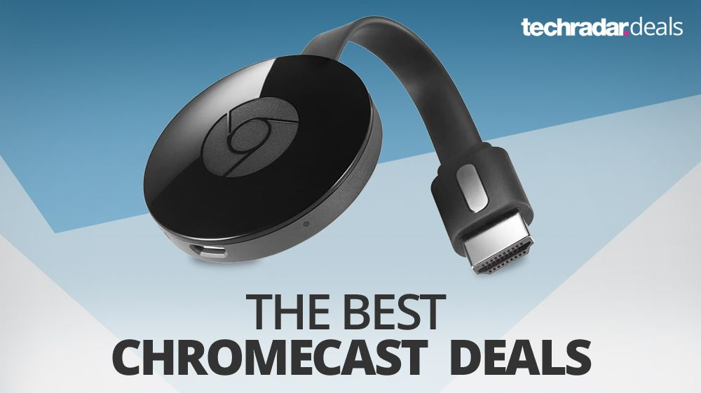 The cheapest Chromecast prices and deals in for April 2020