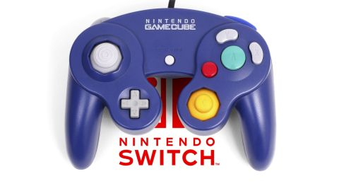 how to use official gamecube controller as a normal