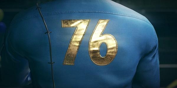The Vault 76 jacket.