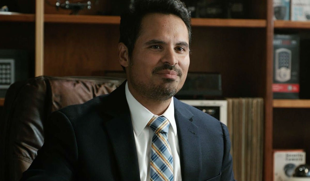Michael Peña's Luis in Ant-Man and the Wasp