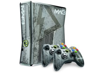 modern warfare 3 limited edition xbox 360 console revealed techradar