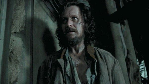 Sirius Black Gary Oldman