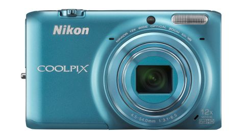 Nikon Coolpix S6500 review