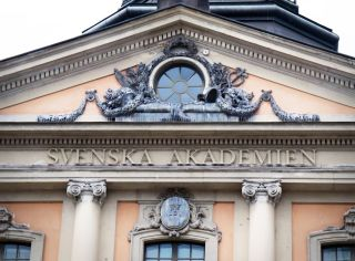 The 18-member Swedish academy chooses the Nobel Prize in Literature, which has been postponed for a year due to an investigation of misconduct.