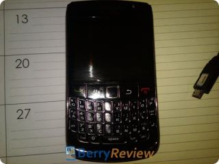 The Blackberry Curve 8910