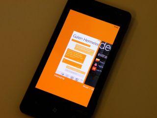 Windows Phone 7 5 Mango update the next week or two