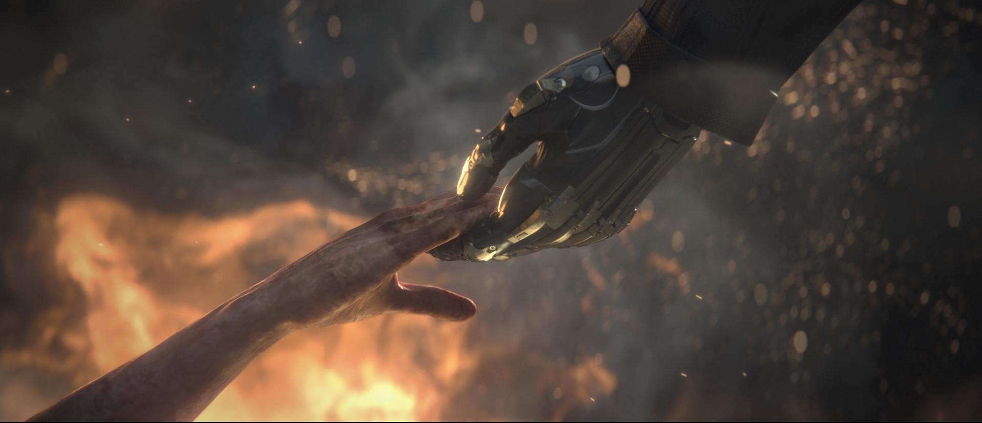 Deus Ex Mankind Divided Silly Preorder Scheme Scrapped Pc Gamer