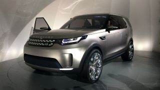 Land Rover Vision