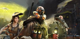 Dirty Bomb Containment War