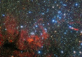 Star Cluster NGC 3590