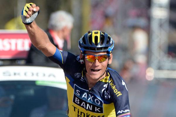 Roman Kreuziger wins Amstel Gold Race 2013