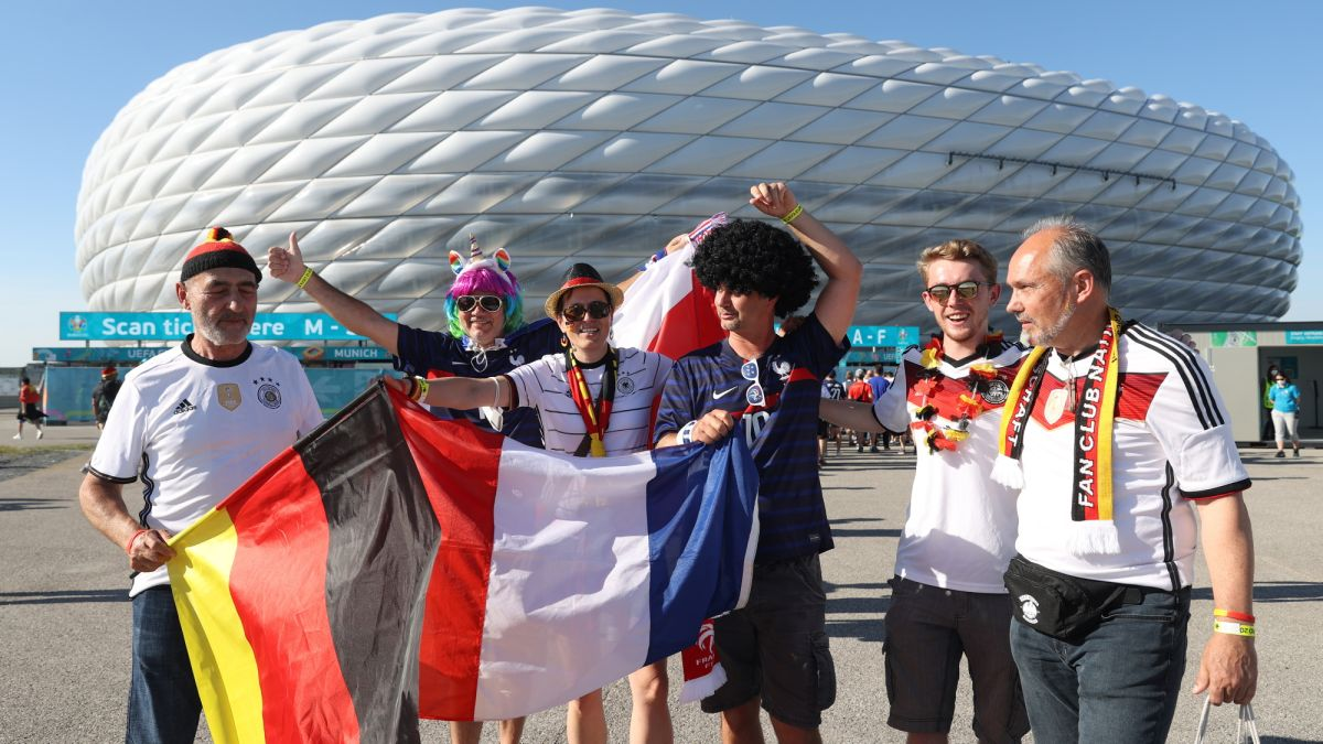 France vs Germany live stream: how to watch Euro 2020 match free and from anywhere today