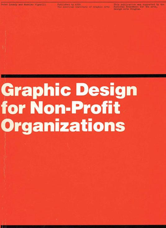 Free ebooks for designers: Graphic Design for Non-profit Organisations