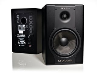 The BX8a Deluxe sounds good at low and high volume levels.