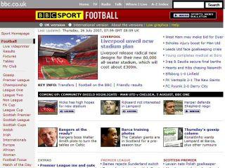 BBC - popular site