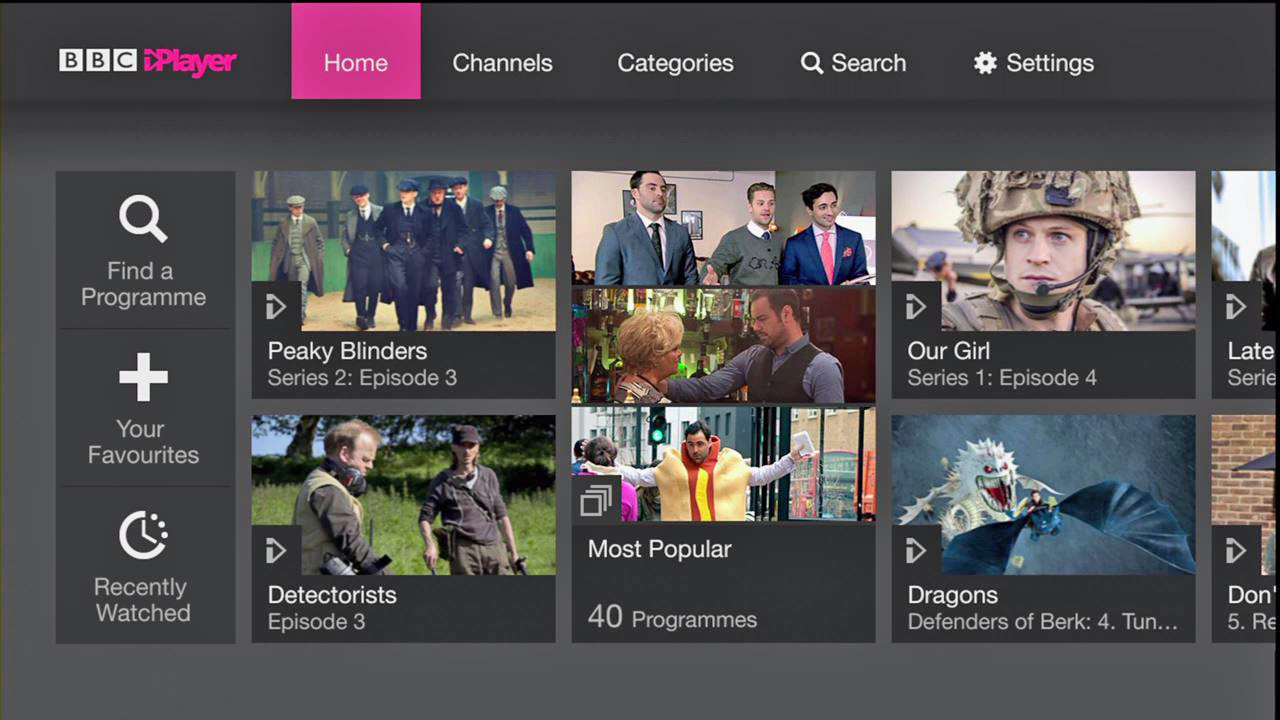 YouView updates BBC iPlayer and adds new Red Button apps | TechRadar