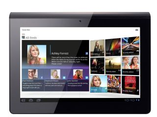 Sony tablets coming this autumn