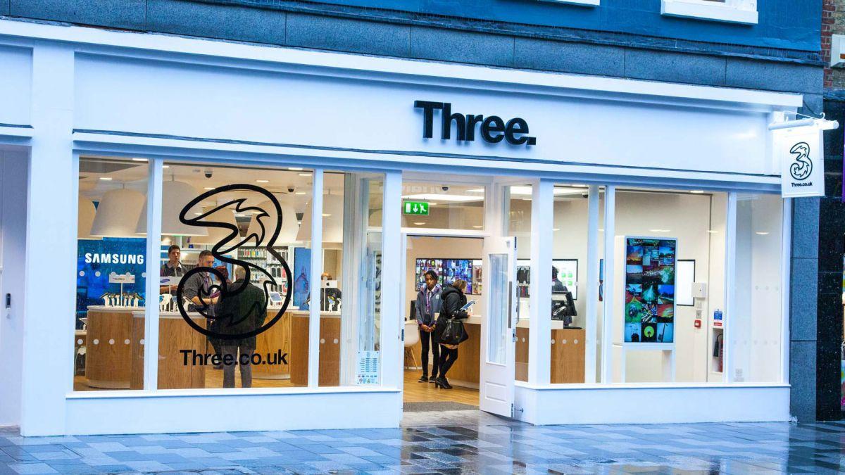 Three reshuffles commercial unit as CFO departs