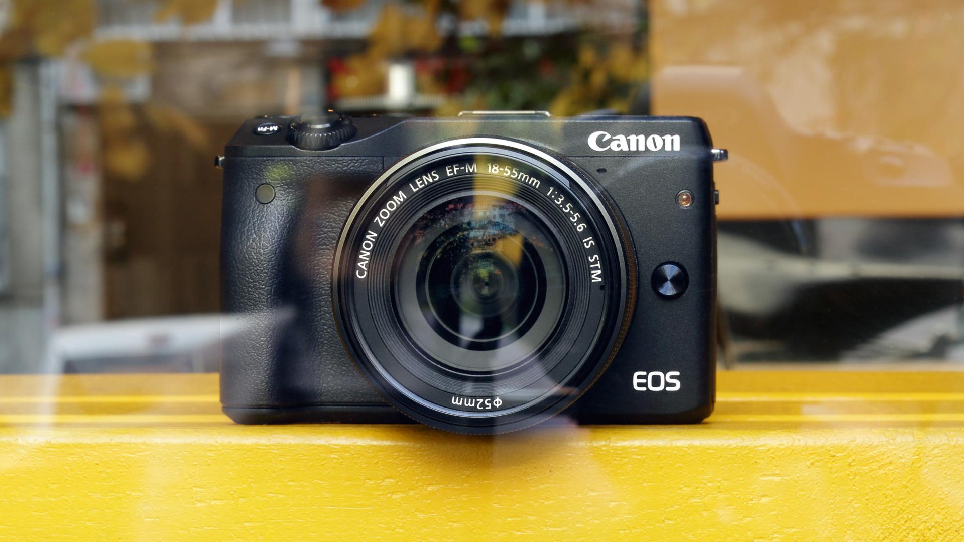 Canon Eos M3 Techradar M10 Kit 15 45 Is Stm M 10