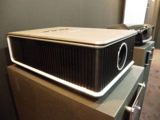 InFocus' new projector is definitely eye-catching