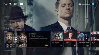 PlayStation Vue is Sony's cloud TV service