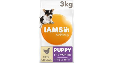 IAMS for Vitality Puppy