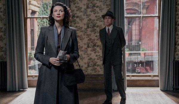outlander season 3 claire frank america 1940s
