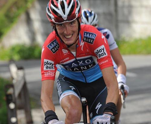 Andy Schleck, Tour de Suisse 2010