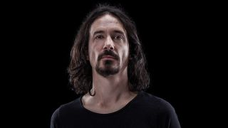 A photograph of Gojira's Joe Duplantier