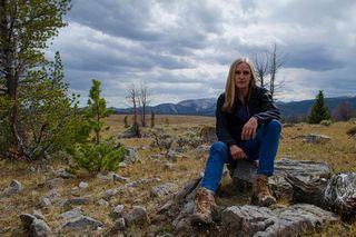 Entomologist Diana Six, global warming, Montana, climate change