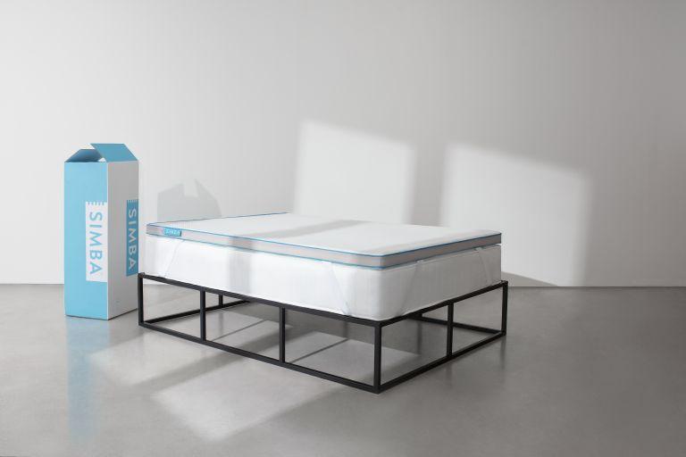 Best memory foam mattress topper: Simba mattress topper
