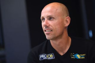 Telenet Baloise Lions team manager Sven Nys