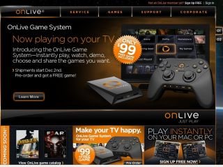 OnLive set to launch an 'all you can eat' flat-rate subs service for back catalogue and indie games