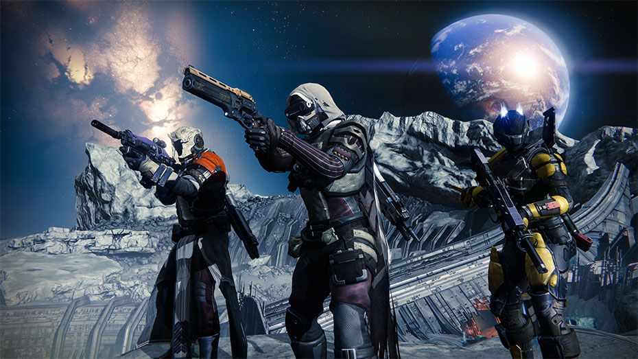 Destiny developer Bungie and Sony have been in bed longer than you think