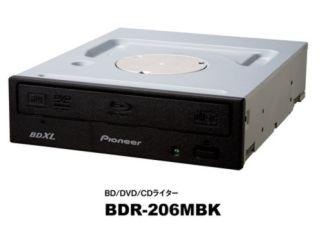Pioneer's BDR-206MBK