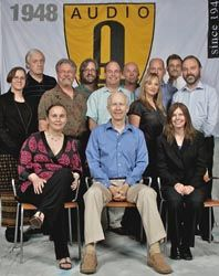 AES 125TH Convention Committee Preps San Francisco Show