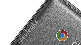 Samsung really likes that faux leather finish, may bring it to next Chromebook