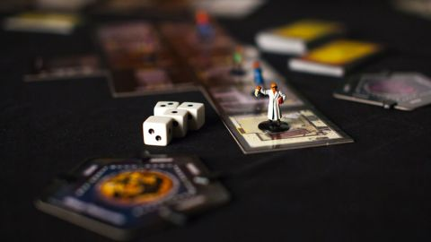 Betrayal at House on the Hill review