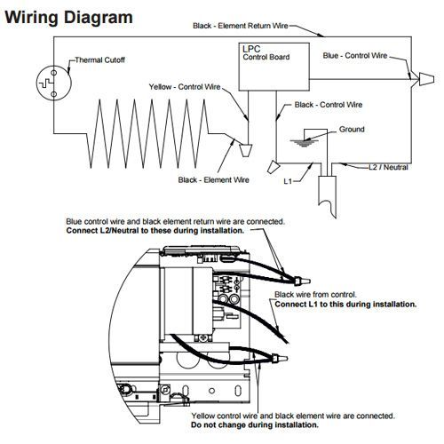 wall heater wiring get rid of wiring diagram problem installing two baseboard heaters to one thermostat how to install a baseboard heater