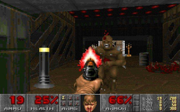 Doom Free Online Action Games