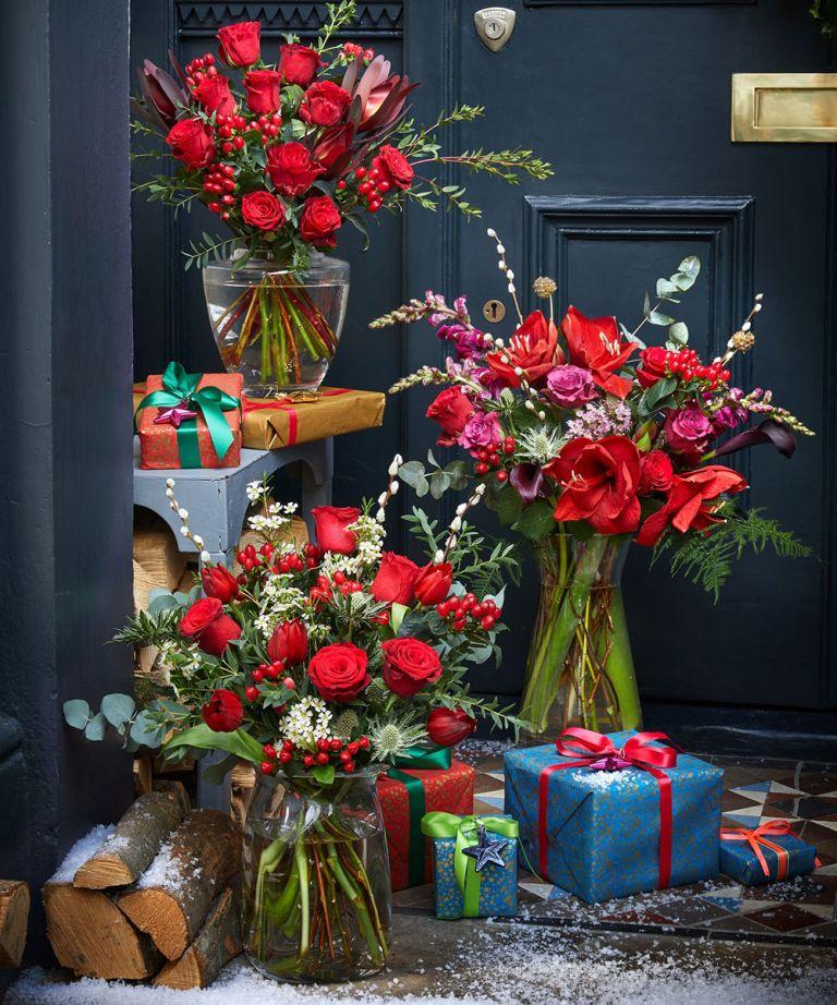Christmas flower trends