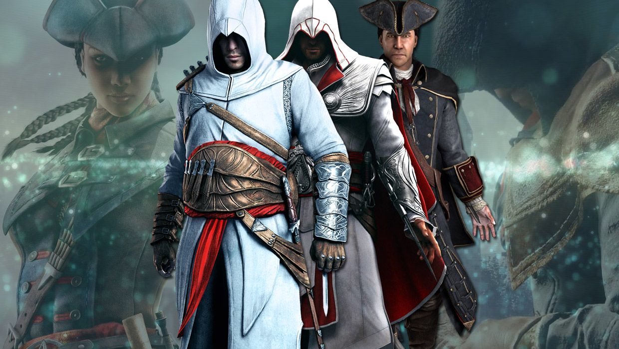 We Might Know The Names Of The Next 27 Assassin S Creed Heroes