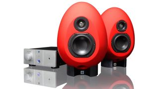 The Egg100 will be available in red, white and black.