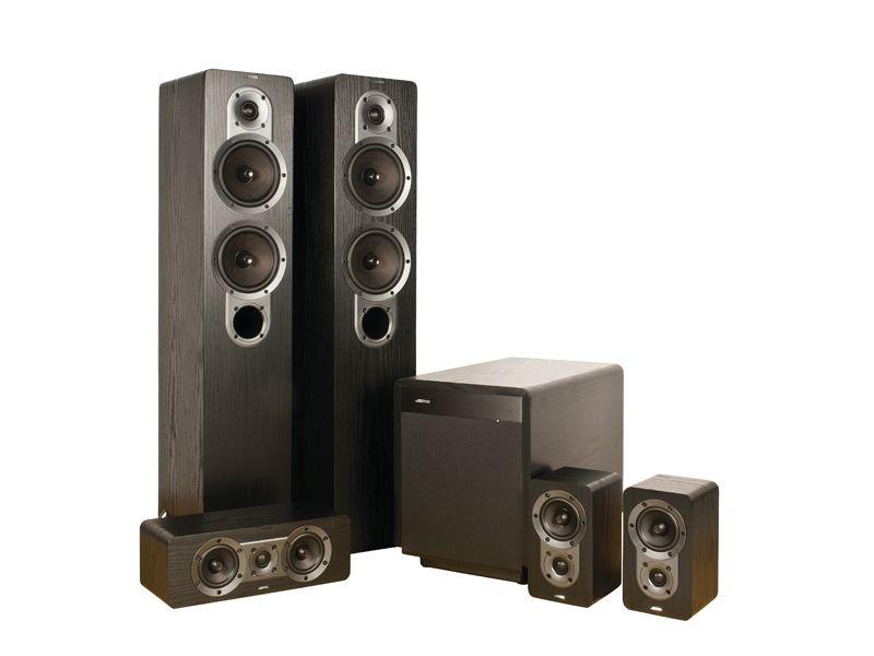 Jamo S426 Hcs3 5 0 Speaker Package Review Techradar